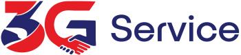 Logo 3G Service Orizzontale